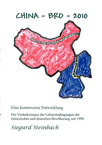 China-BRD-2010 (German Edition) - Siegurd Steinbach
