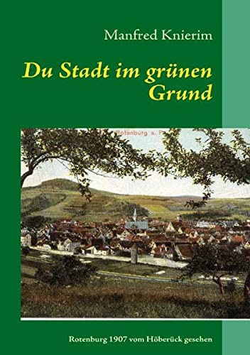 Du Stadt im grnen Grund - Knierim, Manfred