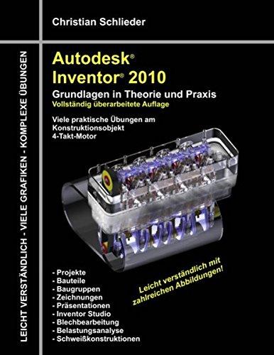 9783839199725: Autodesk Inventor 2010