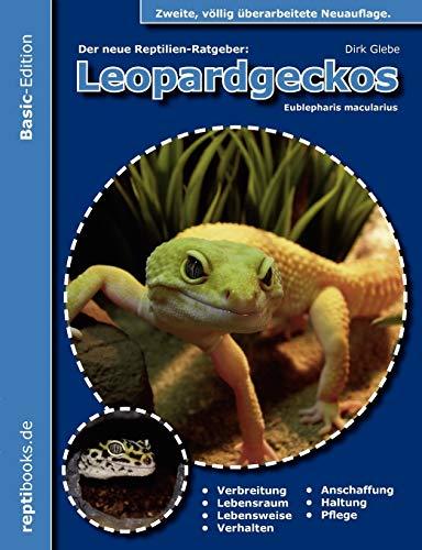 Leopardgeckos (Eublepharis Macularius): Dirk Glebe