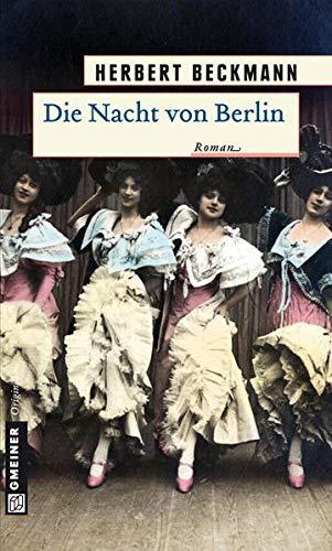 9783839212158: Die Nacht von Berlin