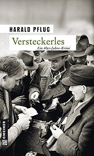 9783839214053: Versteckerles: Ein 40er-Jahre-Krimi aus Karlsruhe