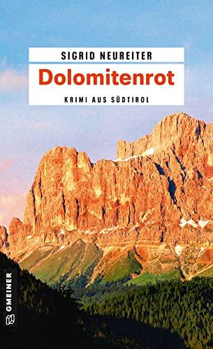 9783839216804: Dolomitenrot