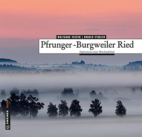 9783839218051: Pfrunger-Burgweiler Ried