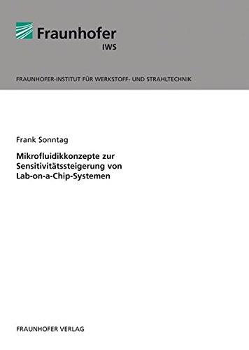 Mikrofluidikkonzepte zur Sensitivitätssteigerung von Lab-on-a-Chip-Systemen: Frank Sonntag