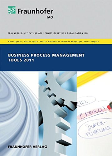 9783839602300: Business Process Management Tools 2011