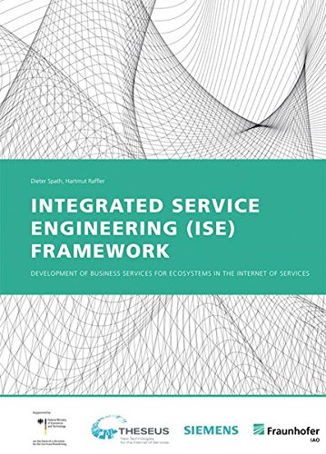 Integrated Service Engineering Framework ISE: Dieter Spath