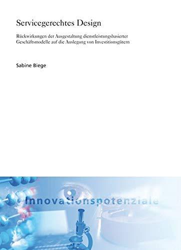 Servicegerechtes Design: Sabine Biege