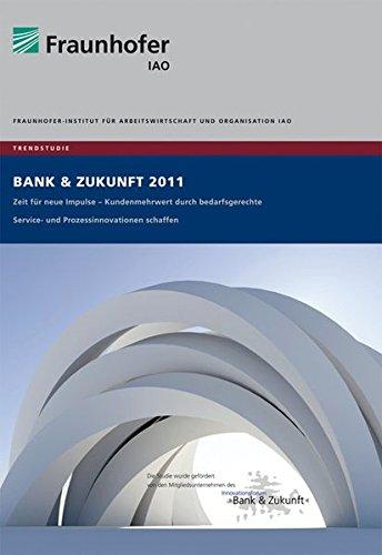 """Trendstudie """"Bank und Zukunft 2011"""": Wilhelm Bauer"""