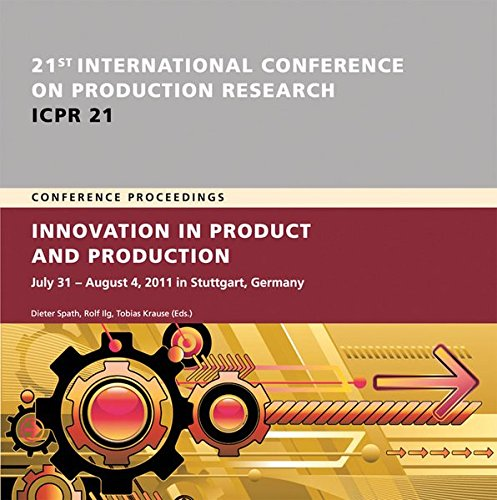 9783839602935: International Conference on Production Research ICPR 21 - Conference Proceedings