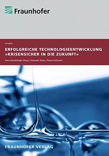 """Studie """"Erfolgreiche Technologieentwicklung"""": Alexander Slama"""