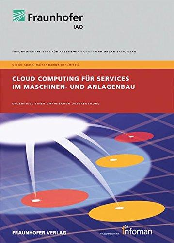 Cloud Computing für Services im Maschinen- und Anlagenbau: Sabrina Lamberth