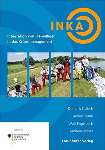 Integration von Freiwilligen in das Krisenmanagement: Dominik Kalisch