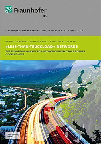 9783839608760: Less-than-truckload: The European market for network based cross border goods flows
