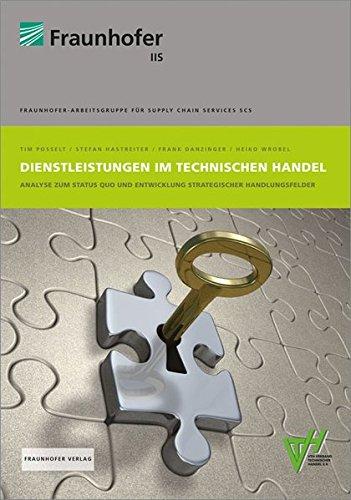 Dienstleistungen im Technischen Handel: Tim Posselt