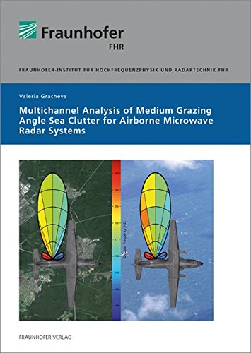 Multichannel Analysis of Medium Grazing Angle Sea Clutter for Airborne Microwave Radar Systems.: ...