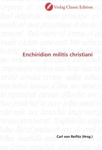 9783839704561: Enchiridion militis christiani (German Edition)
