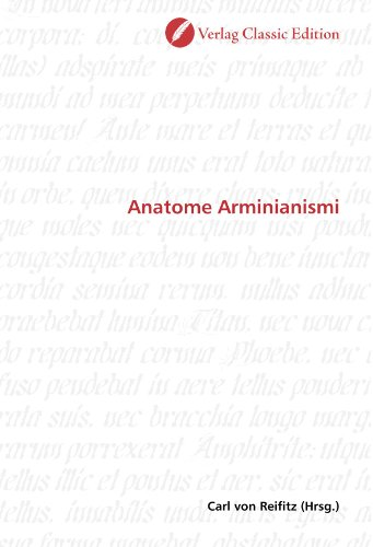 9783839714980: Anatome Arminianismi (German Edition)
