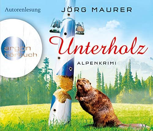 9783839812204: Unterholz: Alpenkrimi