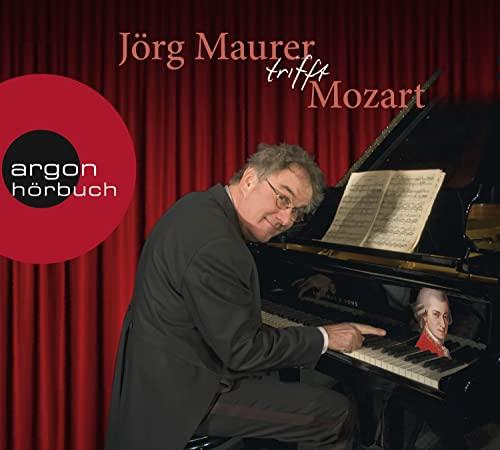 9783839818015: Jörg Maurer trifft Mozart