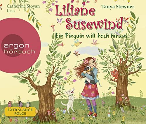 9783839840498: Liliane Susewind - Ein Pinguin will hoch hinaus