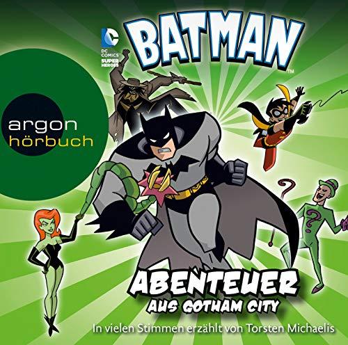 9783839840672: Batman - Abenteuer aus Gotham City
