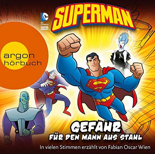 9783839840818: Superman - Gefahr für den Mann aus Stahl