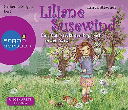 9783839840870: Liliane Susewind-Eine Eule Steckt Den Kopf Nicht