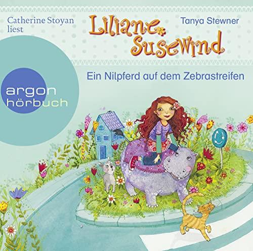 Liliane Susewind - Ein Nilpferd auf dem Zebrastreifen, 1 Audio-CD: Stewner, Tanya / Prechtel, ...