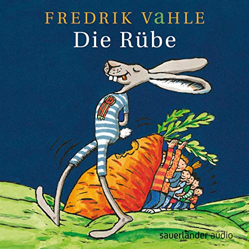 9783839845516: Die Rübe, 1 Audio-CD