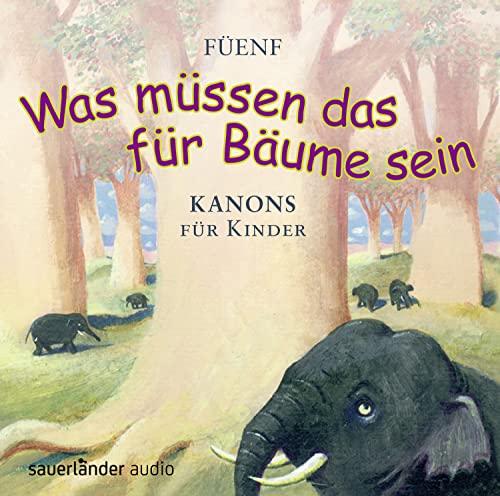 9783839845844: »Was müssen das für Bäume sein...«: 25 Kanons für Kinder