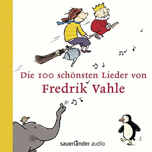 9783839845998: Die 100 schönsten Lieder von Fredrik Vahle