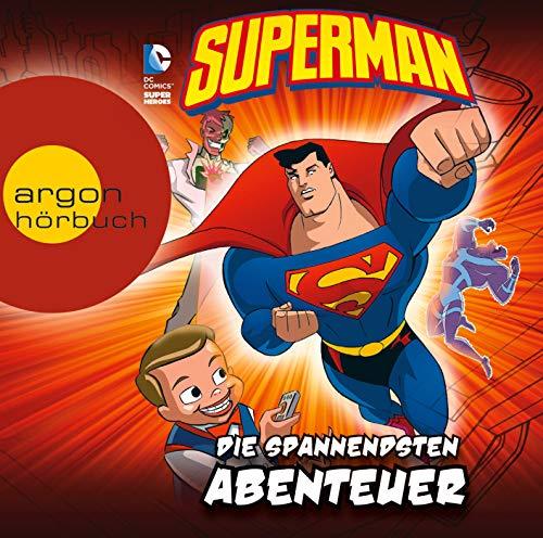 9783839846728: Superman - Die spannendsten Abenteuer