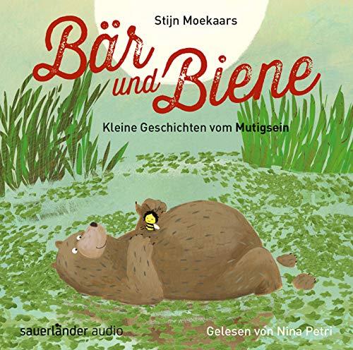 9783839848524: Bär und Biene - Kleine Geschichten vom Mutigsein