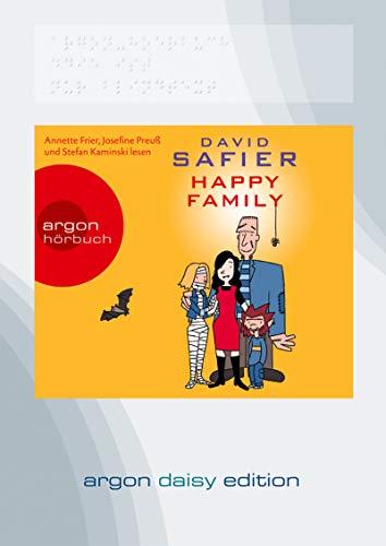 9783839851036: Happy Family (DAISY Edition)