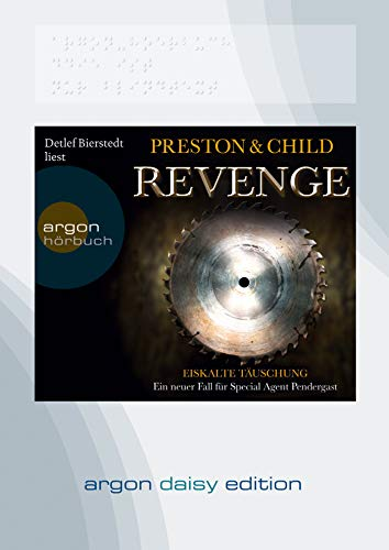 9783839851104: Revenge. Eiskalte Täuschung (DAISY Edition)