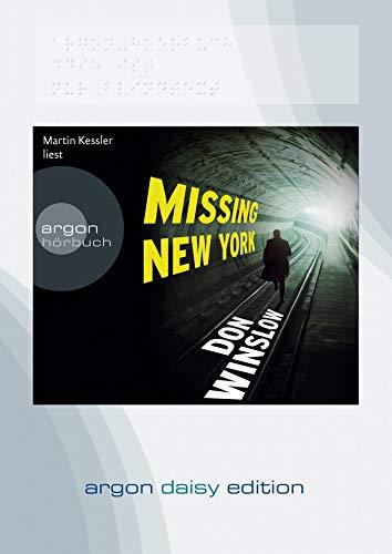 9783839852347: Missing. New York (DAISY Edition)