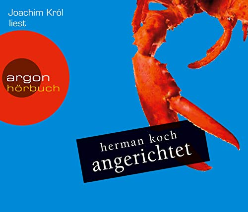 Angerichtet, 6 Audio-CDs: Koch, Herman /