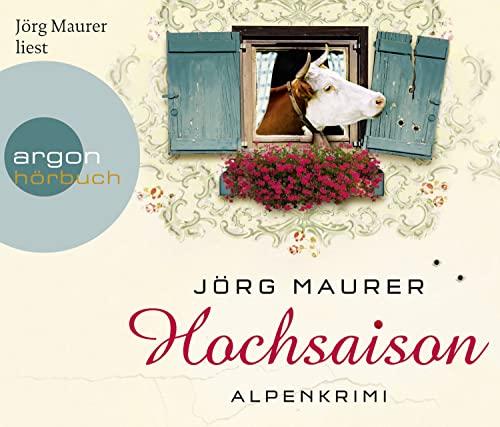 9783839891476: Hochsaison (H�rbestseller): Alpenkrimi