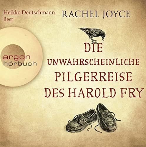 Die unwahrscheinliche Pilgerreise des Harold Fry (Hörbestseller): Joyce, Rachel