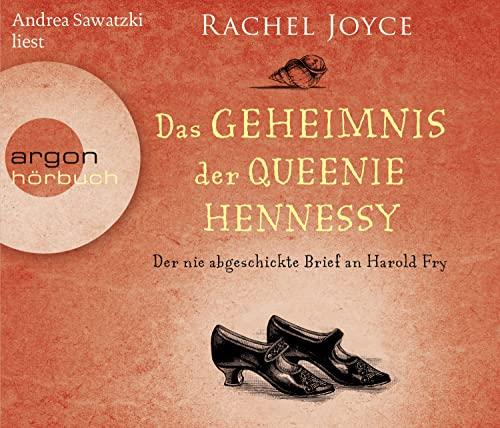 9783839892800: Das Geheimnis der Queenie Hennessy (Hörbestseller)