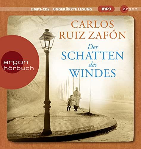 Der Schatten des Windes: Roman von Carlos: Carlos Ruiz Zafón
