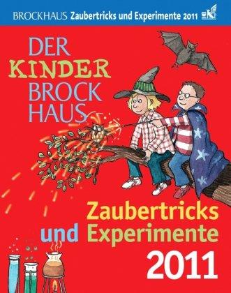 9783840000164: Der Kinder Brockhaus Kalender Zaubertricks und Experimente 2011
