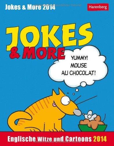 9783840008030: Jokes & More 2014: Englische Witze und Cartoons