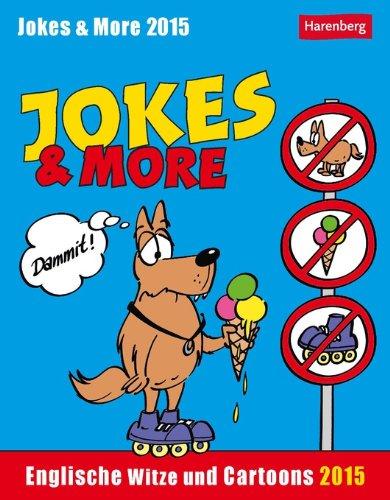 9783840009617: Jokes & More 2015: Englische Witze und Cartoons