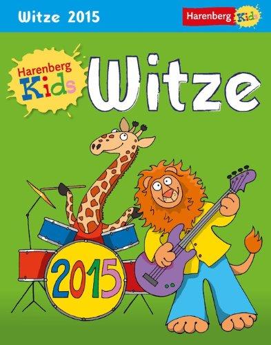 9783840009891: Kids Witze Kinderkalender 2015