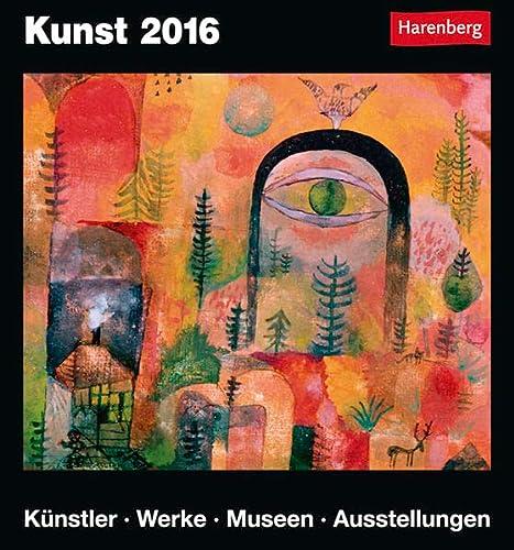 9783840011306: Kunst Kulturkalender 2016