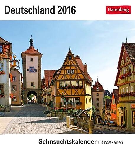 9783840011948: Deutschland 2016