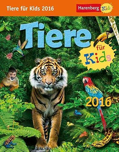 9783840012990: Tiere für Kids 2016
