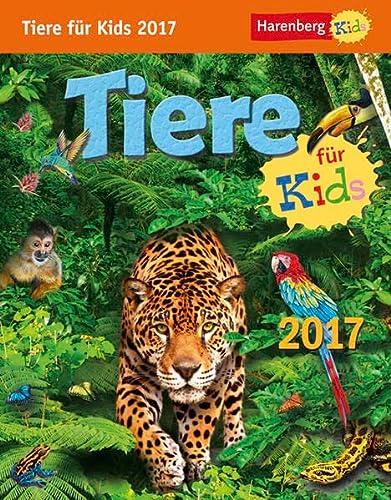 9783840013607: Tiere für Kids 2017